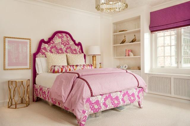 этим цветочным каркасом кровати