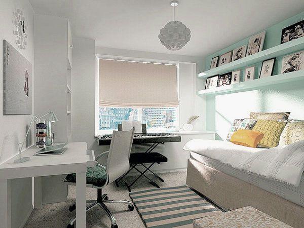 маленькой спальни 7 кв. м.