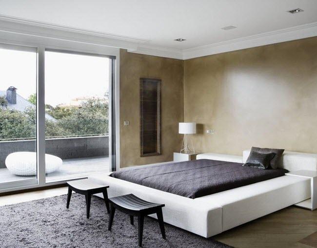 Для спальни, имеющие два окна