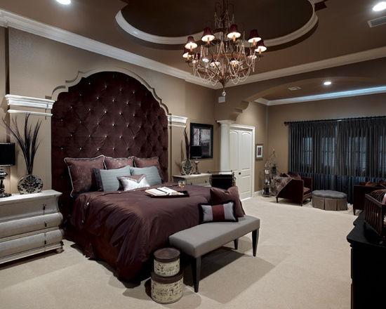 комфортабельная спальня