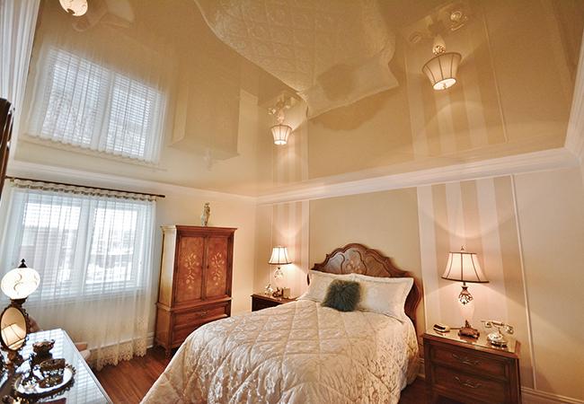 освещения для маленькой спальни