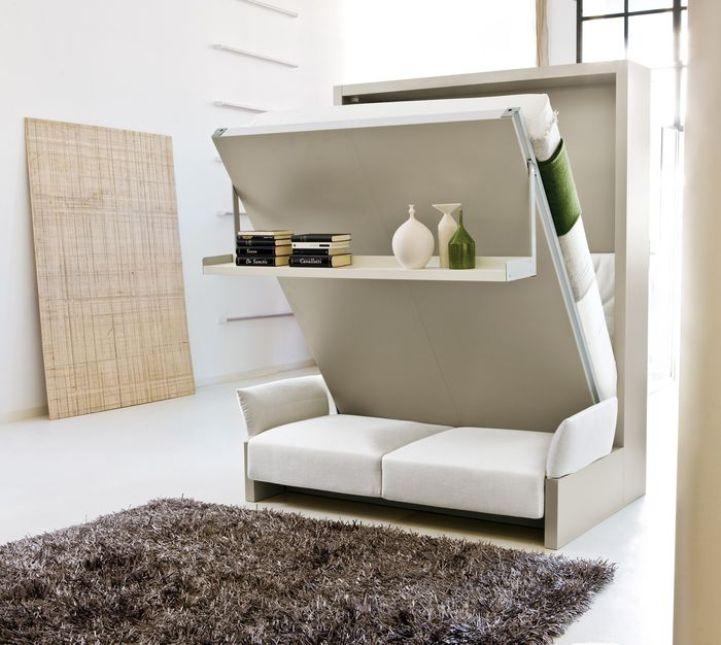 Как визуально увеличить пространство спальни