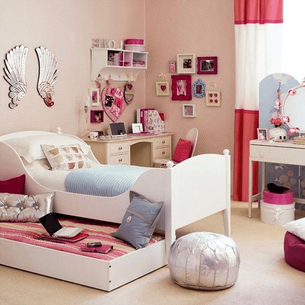 стили для комнаты девочки