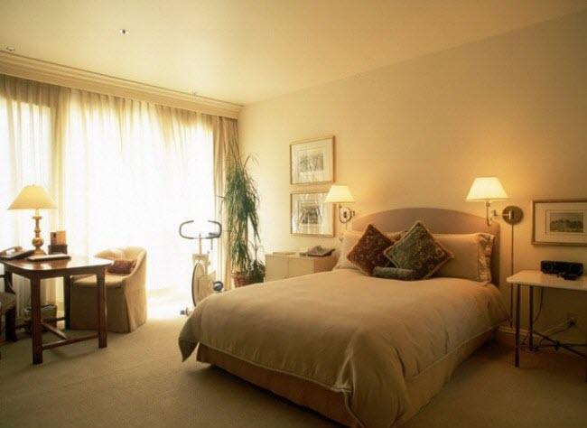 Особенности планировки для спальни 17 кв.м.