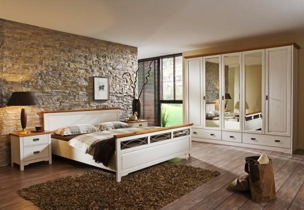 дизайн спальни кантри стиль