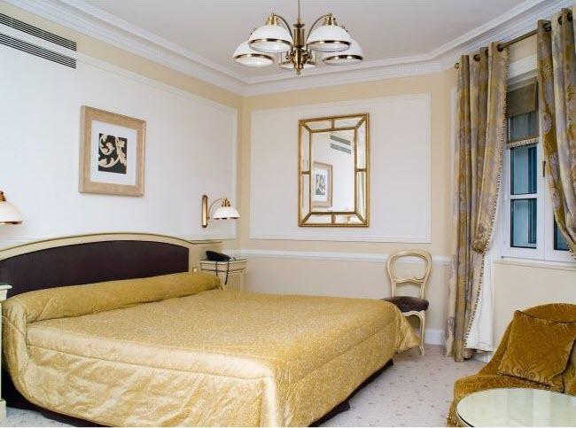 Особенности планирования интерьера спальни