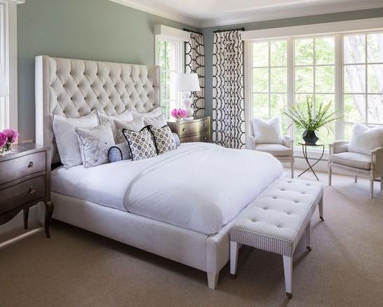 Дизайн интерьера для спальни