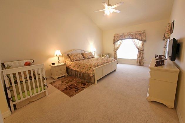 Выбор материалов для спальни