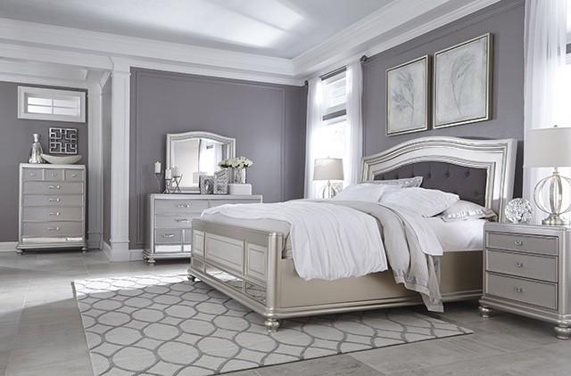 Спальня в нейтральных цветах