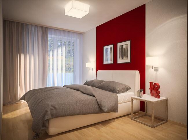 Планировка для спальни