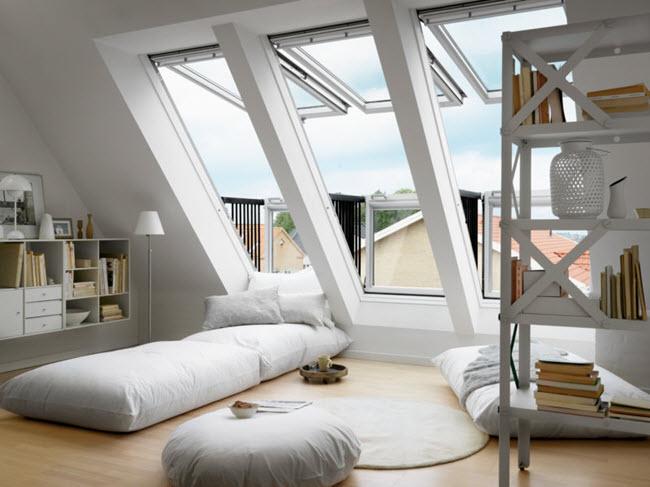 Варианты обстановки для спальни