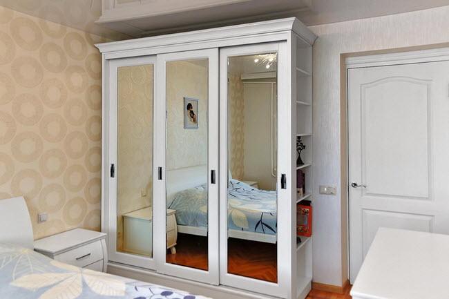 какой шкаф для спальни выбрать
