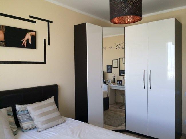 комбинированный шкаф-стенка