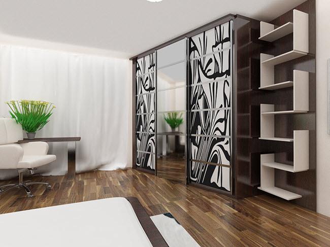 интересные идеи для современной спальни