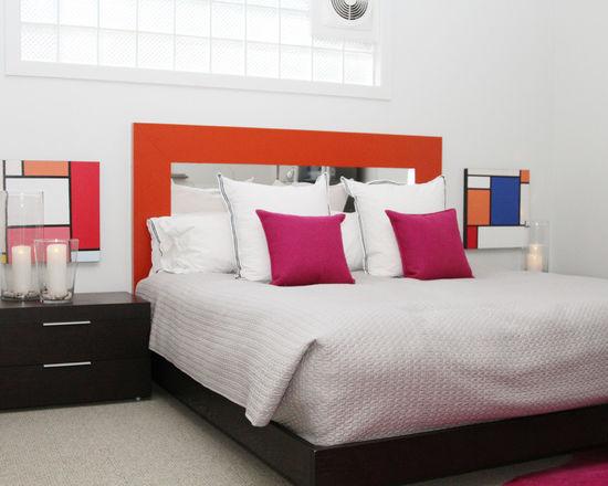 оформление интерьеров светлых спален