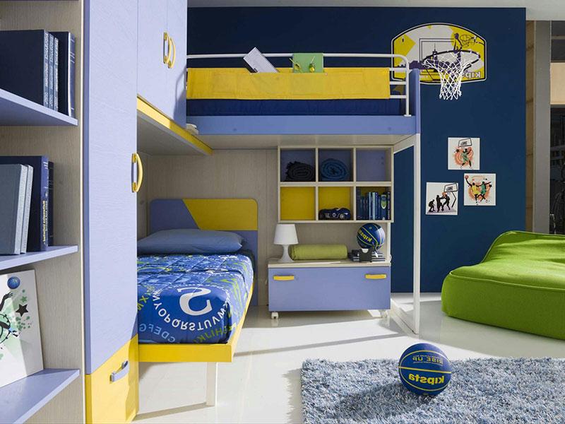 спальня для двух мальчиков фото