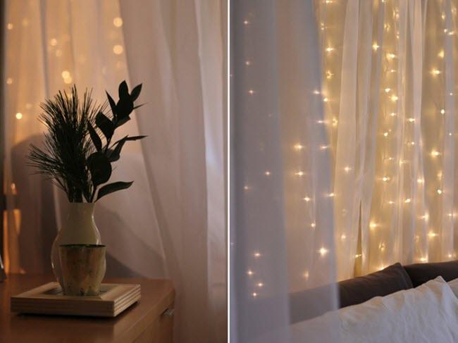 Выбор освещения для спальни