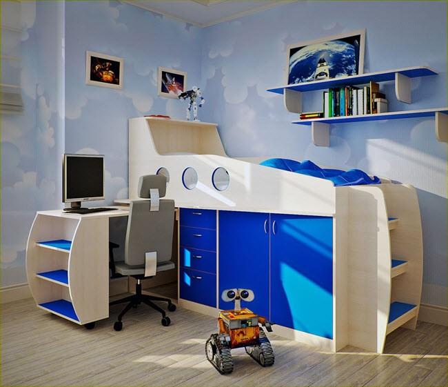 Выбор дизайна для комнаты