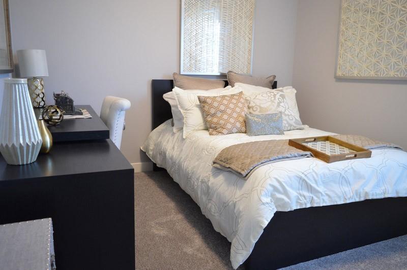 узкая спальня в хрущевке дизайн реальные фото