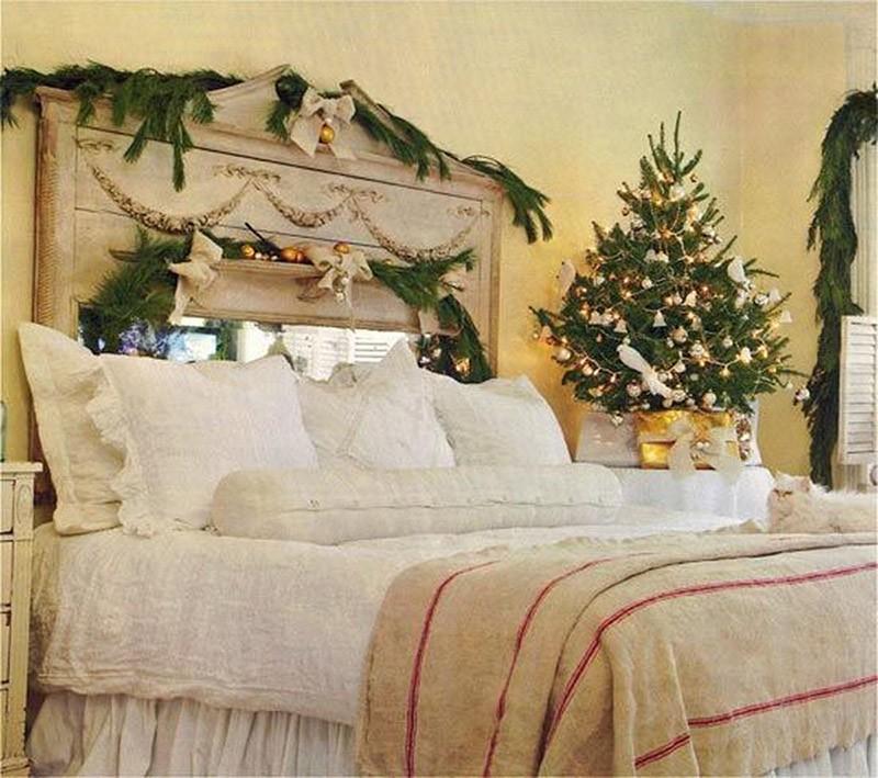 украсить спальню