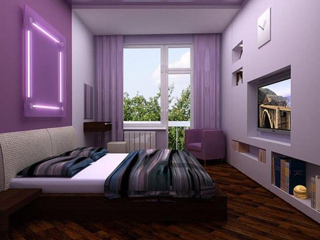 Спальня – это место для отдыха
