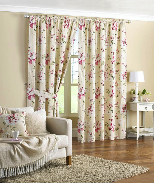 Выбор ткани и цветов