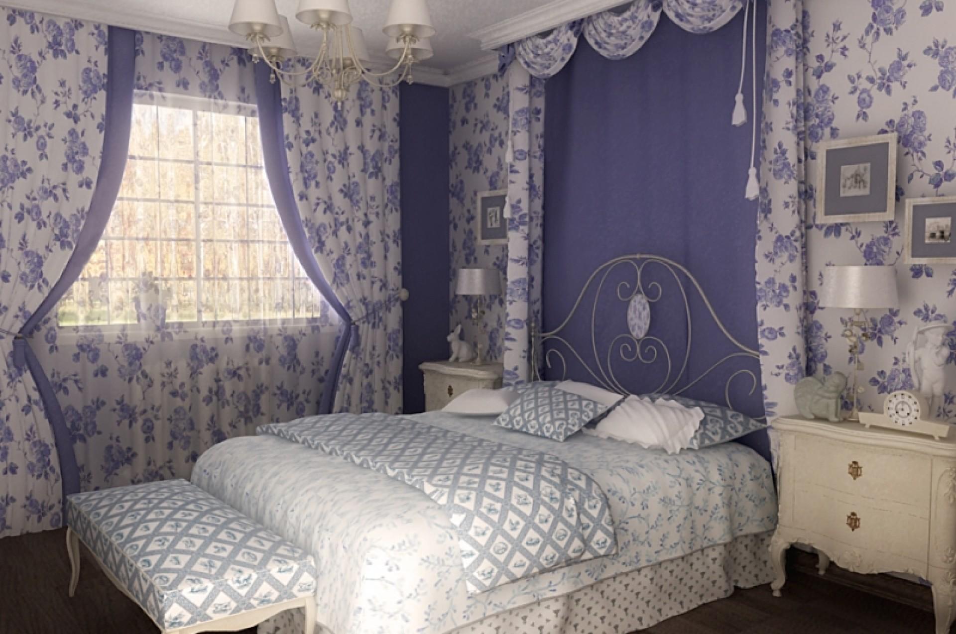 для спальни прованс