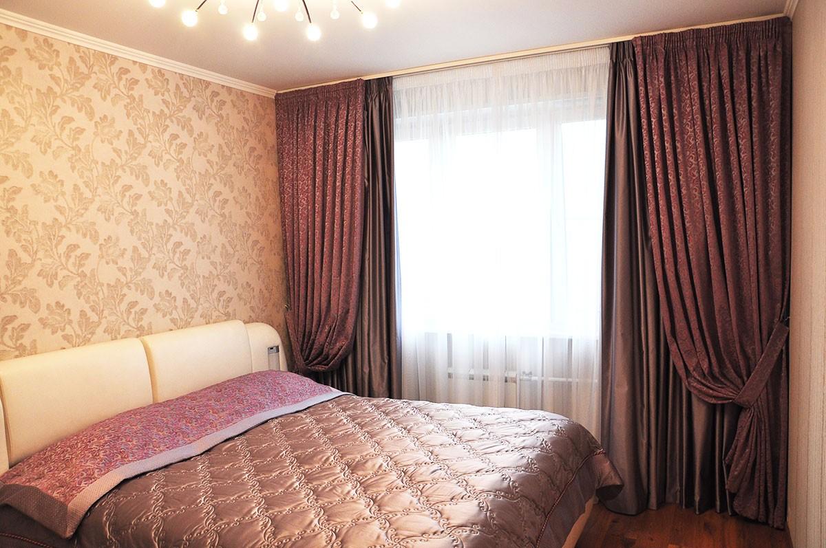 дизайн штор в спальне евростиль фото юности колин начал