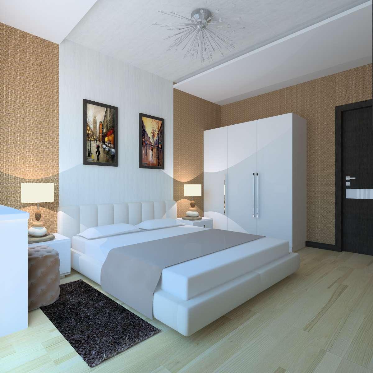 цвет стен для спальни