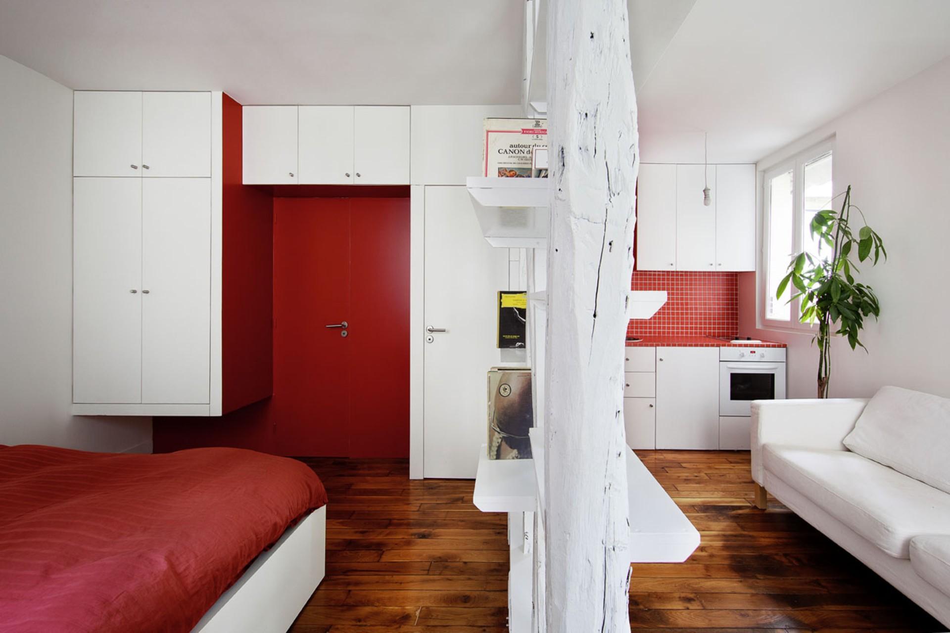 полы в спальне