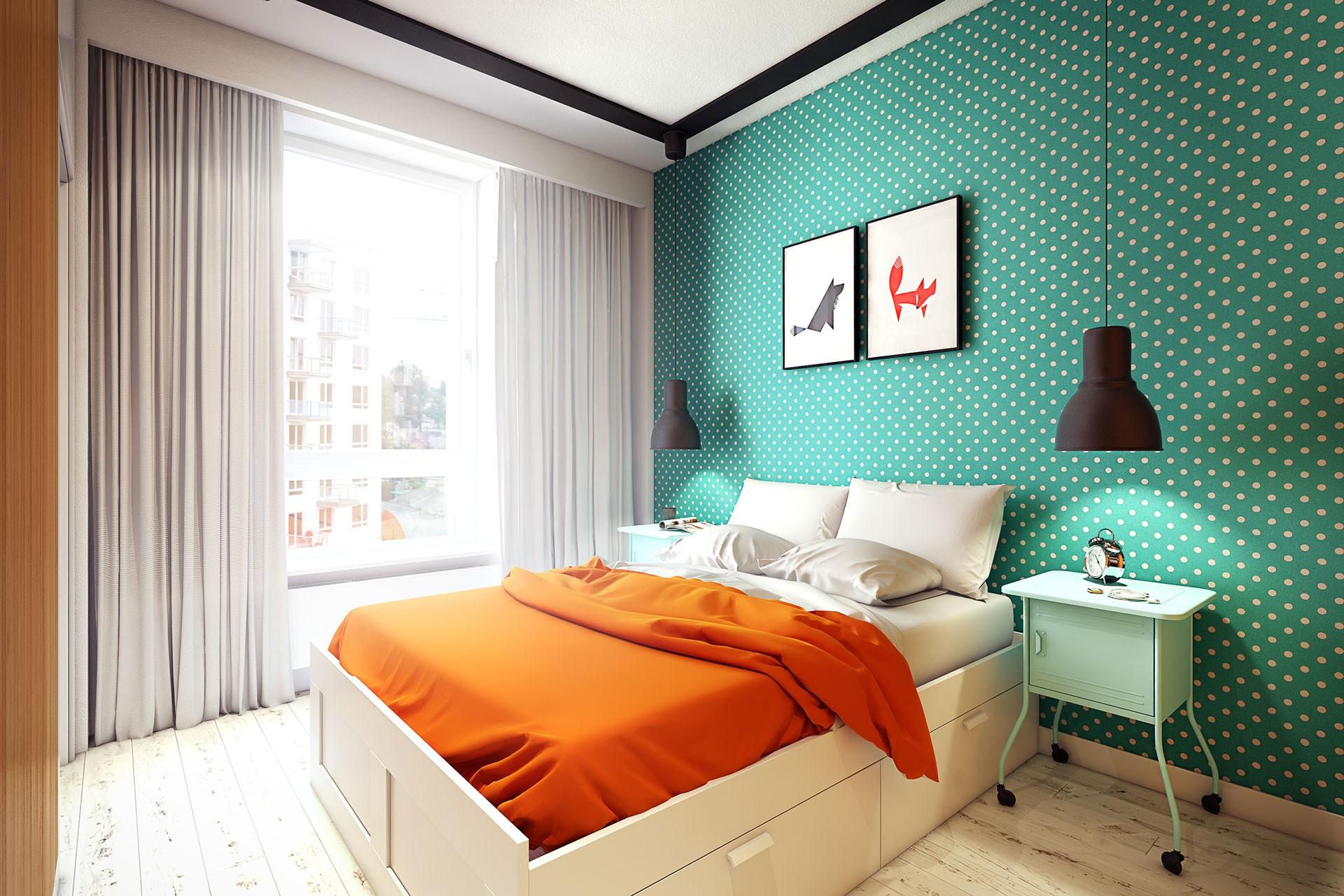 спальня дизайн фото 9 кв м