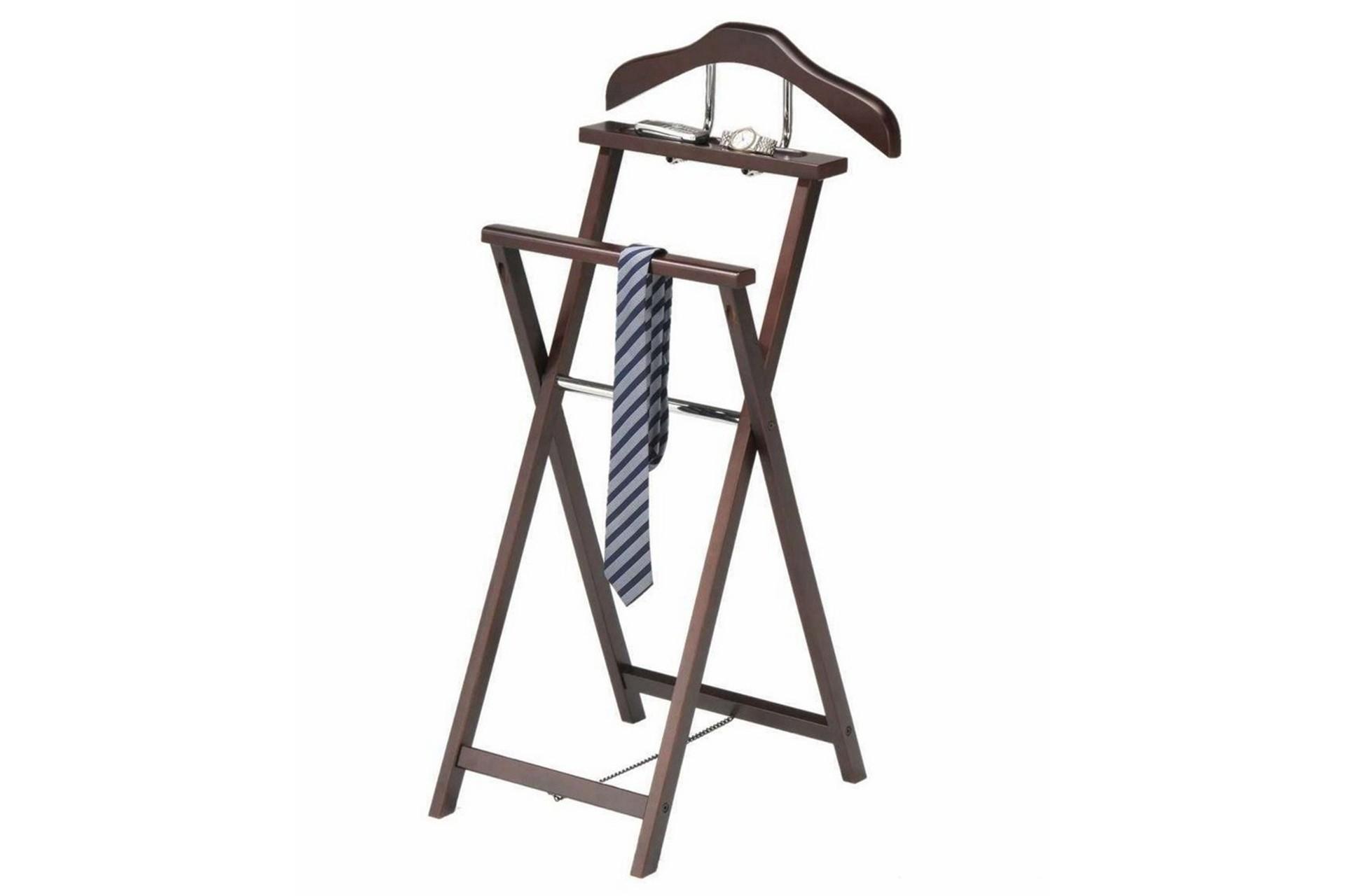 напольные вешалки для одежды деревянные для спальни