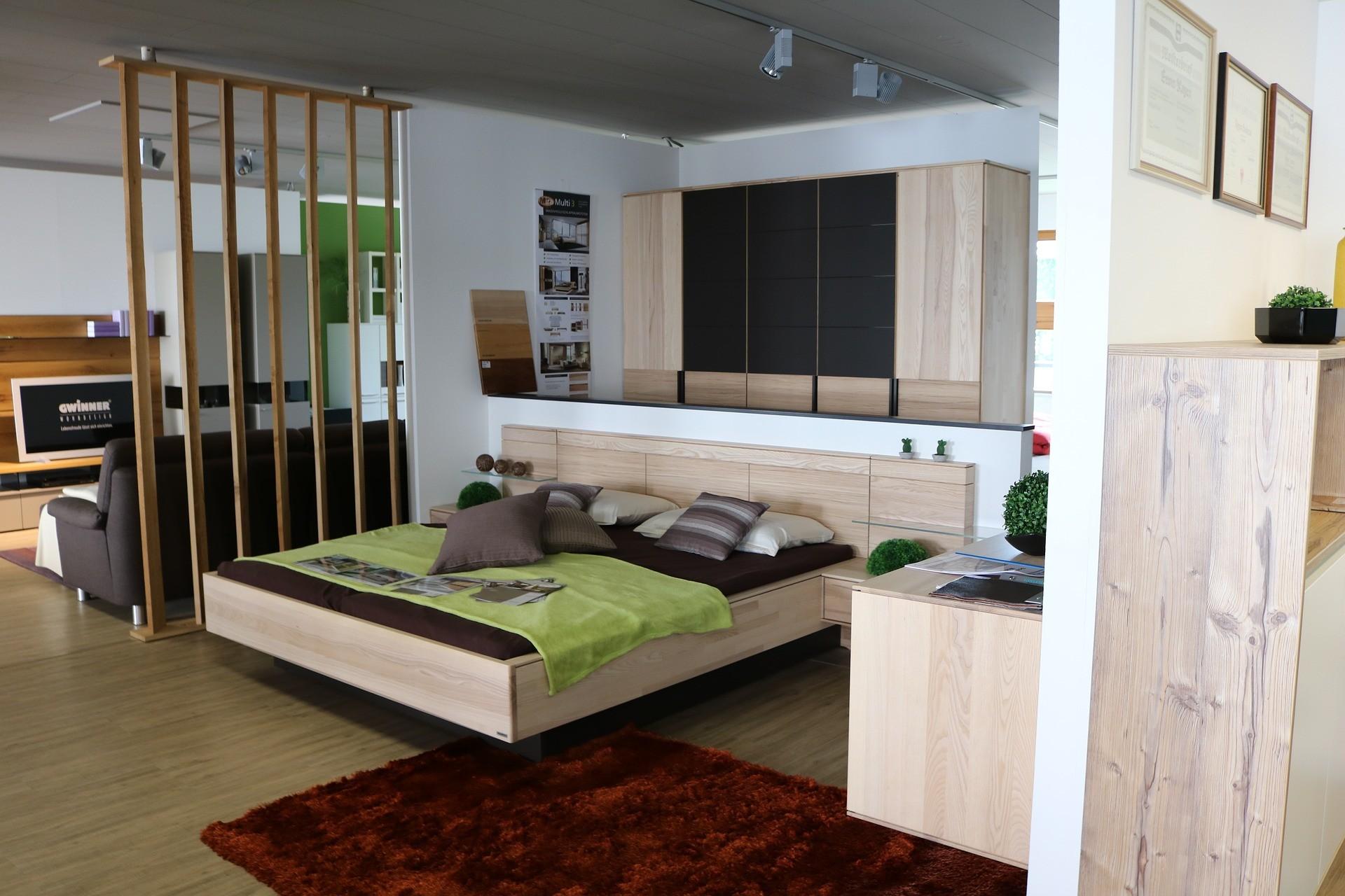 стилистика спальни