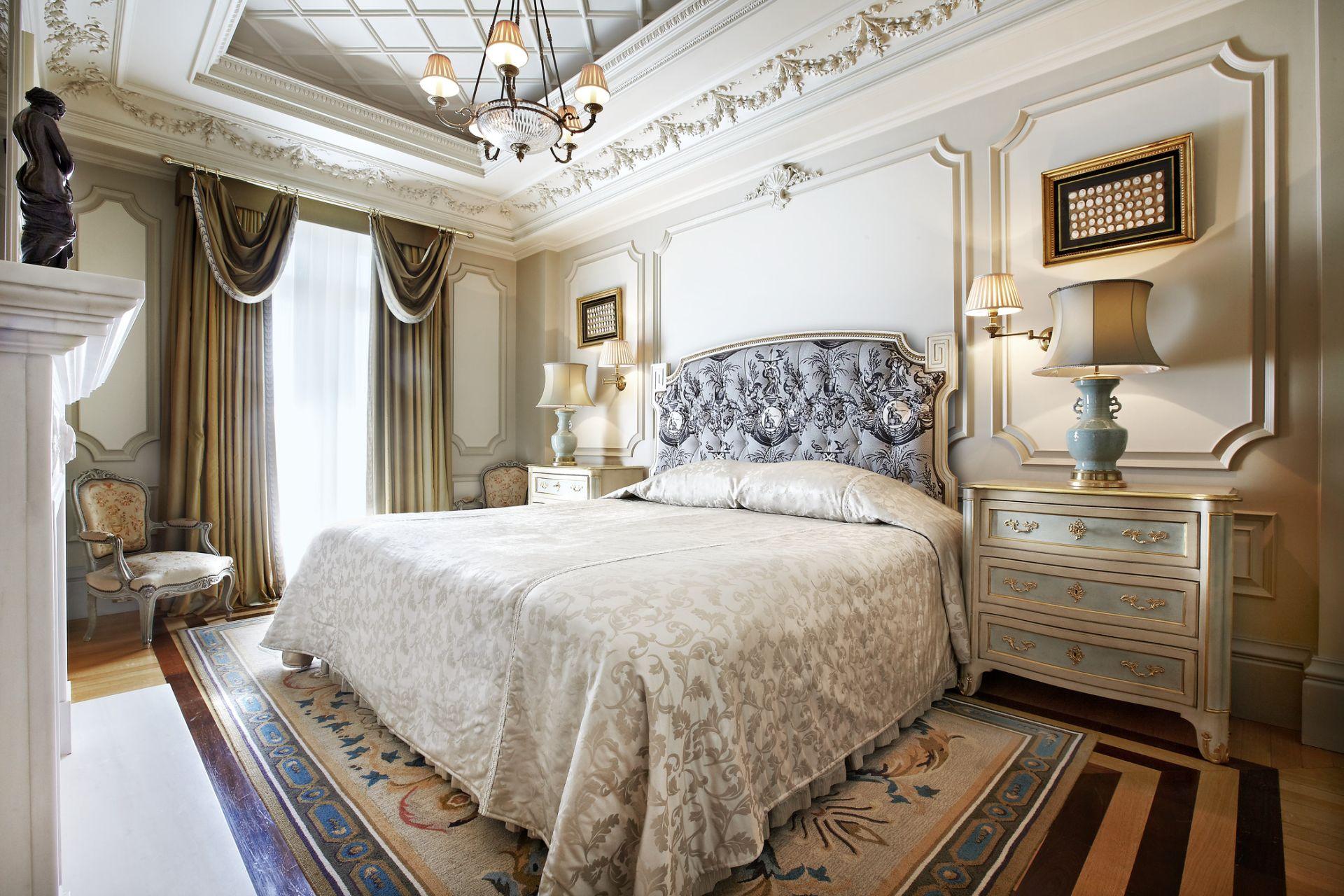 меблировка спальни