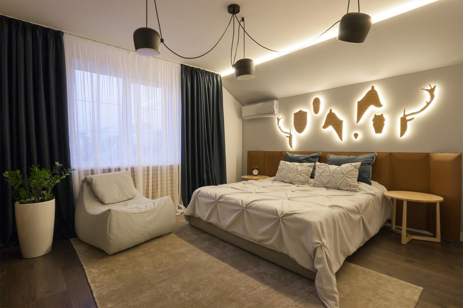 светильник на стену в спальню