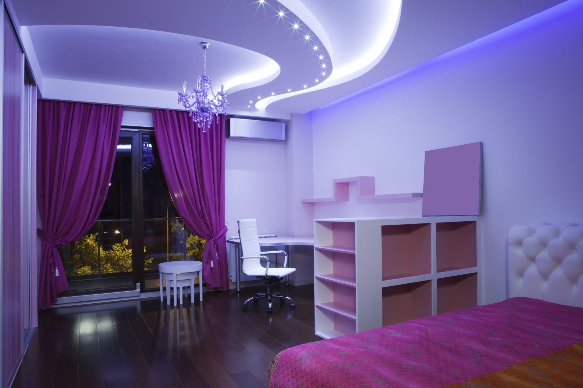 светильники для зеркала в спальне