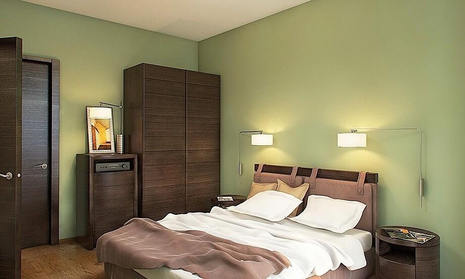 Декоративный настольный ночник в спальню