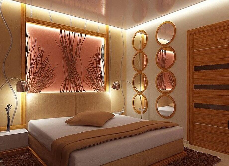 Дизайн декоративных ночников