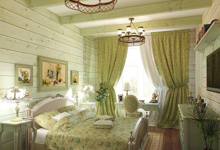 Ночники для для спальни в стиле Прованс